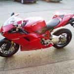 Ducati 1098 Profile