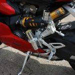 Ducati 1199 Panigale Installation