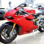 Ducati 1199 Panigale Profile