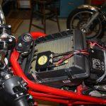 Ducati 900 Monster Control Box Location