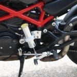 Ducati 900 Monster Installation