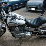 Harley Davidson Supaglide Profile