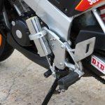 Honda CBR125R Installation
