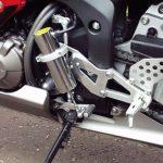 Honda CBR600RR Installation