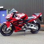 Honda CBR600RR Profile