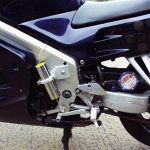 Honda VFR750 Installation