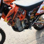KTM 250 EXC Profile