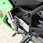Kawasaki 250R Installation