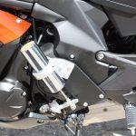 Kawasaki ER6 Installation