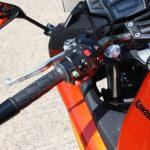 Kawasaki ER6 Switch