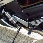 Kawasaki ZZR1400 Installation