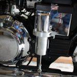 Triumph Bonneville America Installation