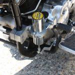 Yamaha Dragstar 1100 Installation