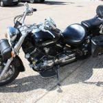 Yamaha Dragstar 1100 Profile