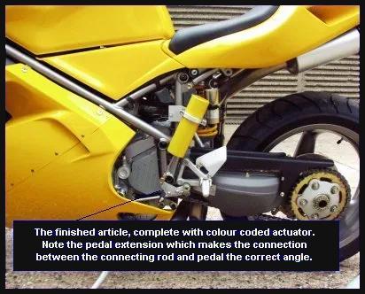 Ducati Installation